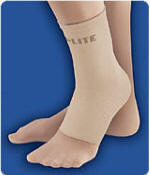 Ankle Support Knitted
